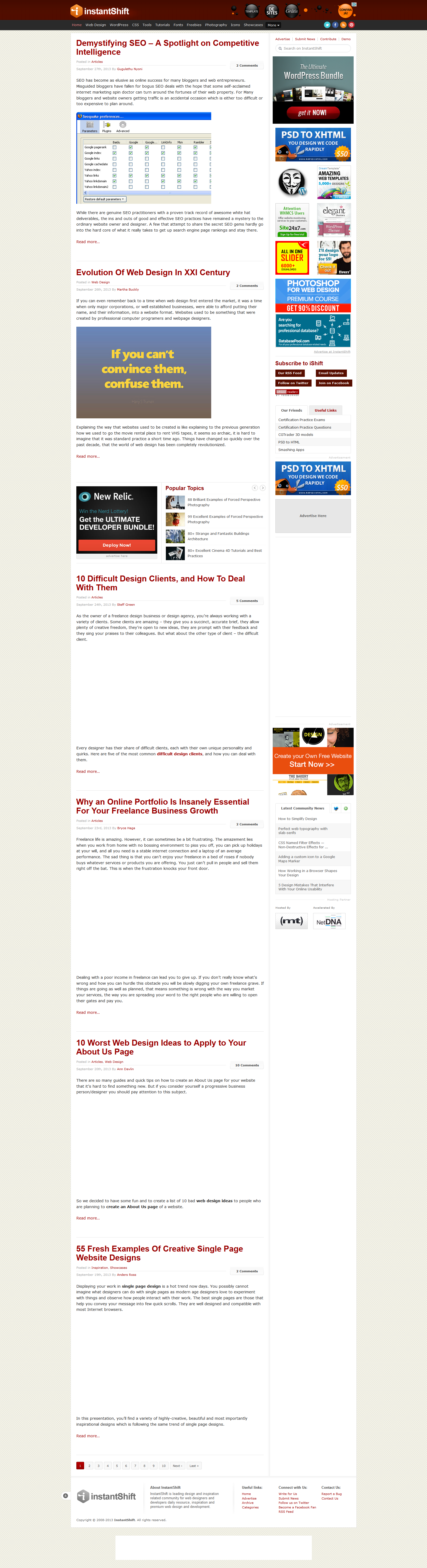 FireShot Screen Capture #074 - 'InstantShift I Web Designers and Developers Daily Resource_' - www_instantshift_com