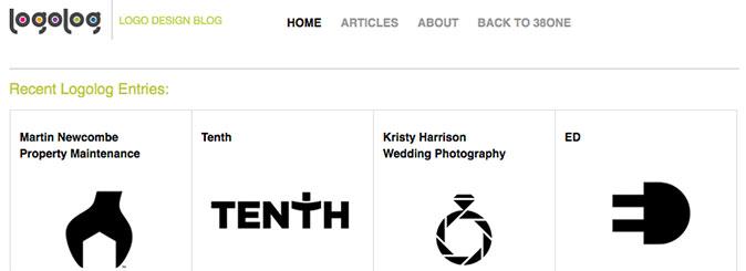 site de logos